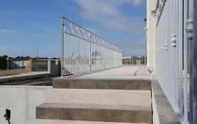 Ringhiere Campo 4